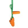 Sea to Summit Carabiner - Sangle - 3,0m Pair vert/orange